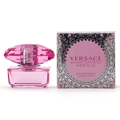 Versace Bright Crystal Absolu Eau de Parfum, 1.7 fl. oz.