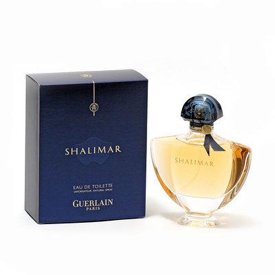 Guerlain Shalimar Eau de Toilette Spray - Women's (Mandarin/Rose/Vanilla)
