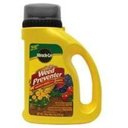 Scotts Miracle Gro Prod 100475 Miracle Gro Garden Weed Prevnt 5 Pound