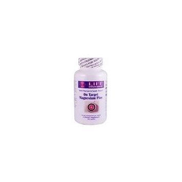Life Enhancement, On Target Magnesium Plus, 66 mg, 180 Capsules