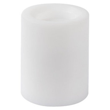 Threshold Inglow Outdoor Flameless Candle 6