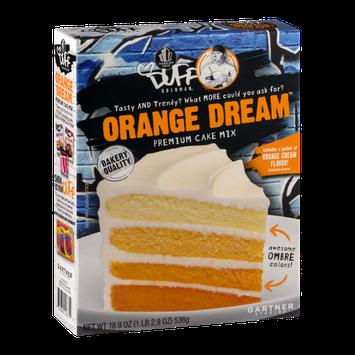 Duff Goldman Orange Dream Premium Cake Mix