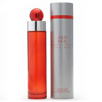 Fragrance 360° Red by Perry Ellis Eau de Toilette - Men's (Musk)