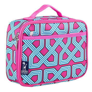 Wildkin Twizzler Lunch Box Twizzler - Wildkin Travel Coolers