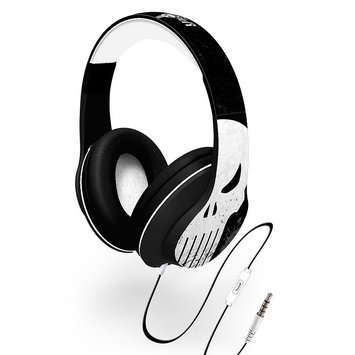 Punisher iHome Headphones by eKids VI-M40PN. FXV2