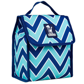 Wildkin Zigzag Lucite Munch 'n Lunch