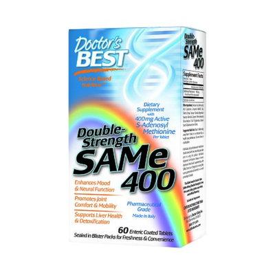 Doctor's Best SAM-e 400mg 60tabs