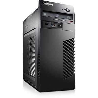 Lenovo ThinkCentre M73 Mini Tower Desktop PC with Intel i3-4130 Processor, 4GB Memory, 500GB Hard Drive and Windows 7 Professional (Monitor Not Included)