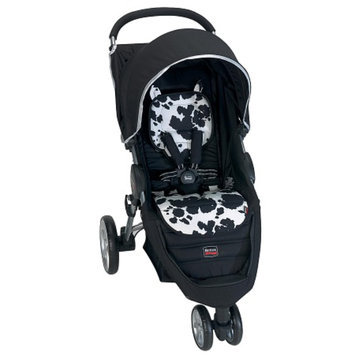 Britax B-Agile Fashion Kit Stroller Accessory Set - Cowmooflage
