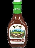 Annie's® Naturals Organic Shiitake & Sesame Vinaigrette