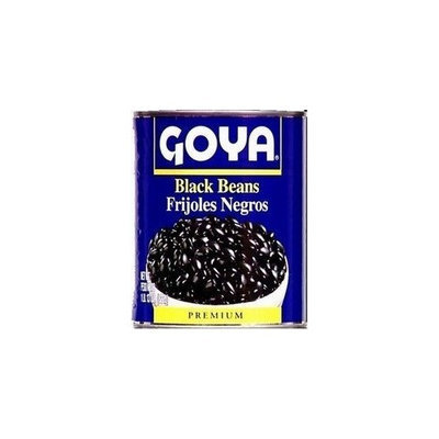 Goya, Bean Black, 29-Ounce