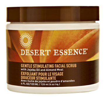 Desert Essence Gentle Stimulating Facial Scrub