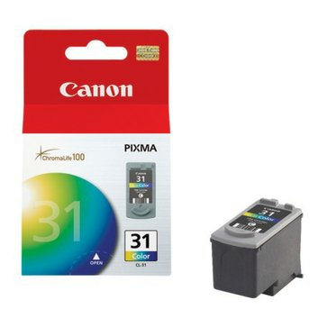 Canon CL-31 Fine Ink Color Cartridge