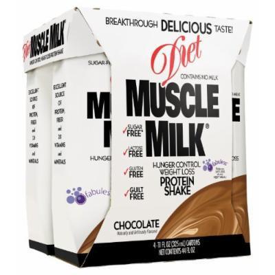 Cytosport Diet Musle Milk, Chocolate, 24-Count
