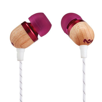 Marley Smile Jamaica Noise-Isolating Earbuds EM-JE041-PU (Purple)