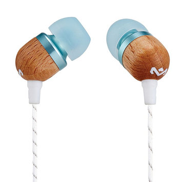 Marley Smile Jamaica Noise-Isolating Earbuds EM-JE041-SK (Blue)