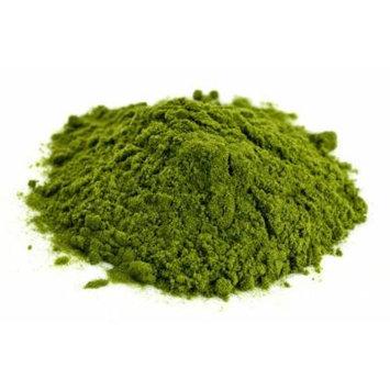 Organic Green Superfood Powder (14 super-foods - Spirulina, Wheatgrass, etc) 8 oz. (224g.)
