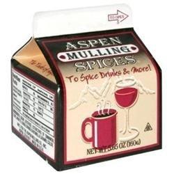 Aspen Mulling Original Blend Cider Spices - 5.65 oz Carton