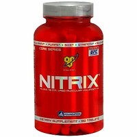BSN NITRIX AM to PM Vaso-Muscular Volumizer