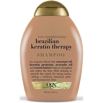 OGX® Brazilian Keratin Therapy Shampoo