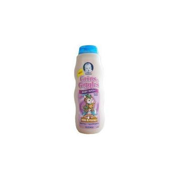 Gerber® Grins & Giggles Baby Wash for Hair & Body - Milk & Honey