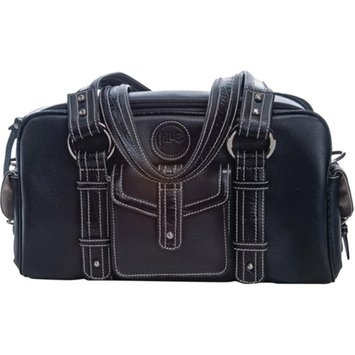 Jill-e Designs Jill-e Leather Camera Bag - Black (243102)