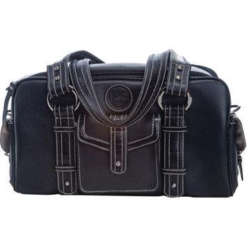 Jill-e Designs Jill-e Leather Camera Bag - Black (243102)