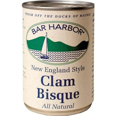 Bar Harbor Clam Bisque, 10.5 Ounce (Pack of 6)