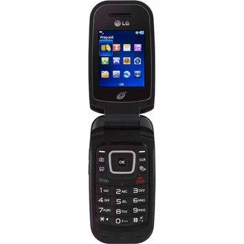 Lg NET10 LG 440G Pre-Paid Mobile Phone Black