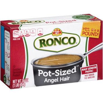 Generic Ronco Pot-Sized Angel Hair Pasta, 16 oz