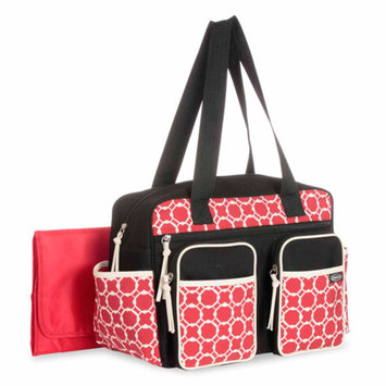 Graco Yield Collection All About Baby Duffle Diaper Bag