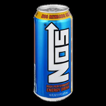 Nos High Performance Engery Drink