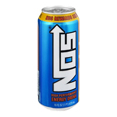 Nos High Performance Engery Drink