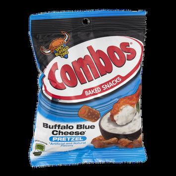 Combos Baked Snacks Buffalo Blue Cheese Pretzel