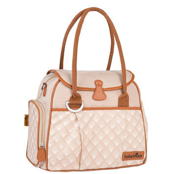 Babymoov Maternity Bag Baby Style - Taupe