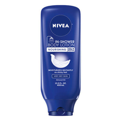 NIVEA Nourishing In-Shower Body Lotion