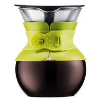 Bodum 17-oz. Pour-Over Coffee Maker with Permanent Filter (Green)