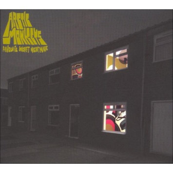 Domino Records Arctic Monkeys ~ Favourite Worst Nightmare (new)