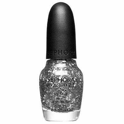 SEPHORA by OPI Jewelry Top Coats Flurry Up 0.5 oz
