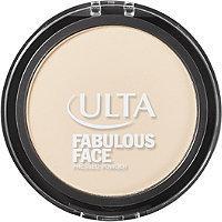 ULTA Fabulous Face Pressed Powder