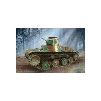Dragon Models IJA Type 95 Light TankHa-Go Late Production - Smart Kit (1/35 Scale)