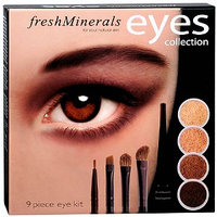 Fresh Minerals Eyes Collection Kit
