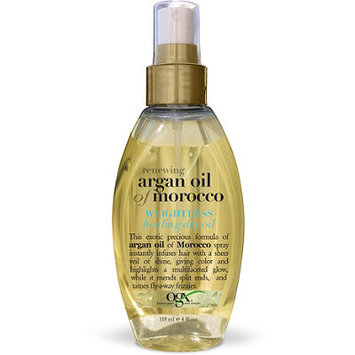 OGX® Argan Oil Of Morocco Weightless Healing Dry Oil