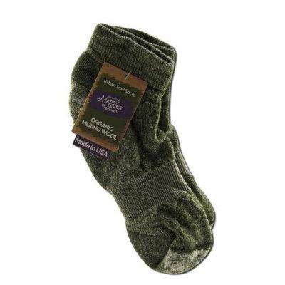Maggie's Organics Sock Hkr Wool 2TGrain 10-1 3 Pair