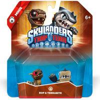 Activision Skylanders Trap Team Bop / Terrabite 2 pack Mini Character Pack (Universal)