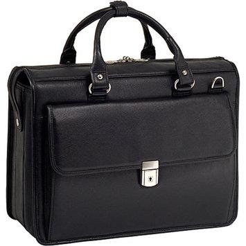 McKlein USA S Series Gresham Leather Litigator Laptop Brief