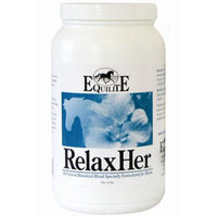 Equilite RelaxHer Blend Equine Calming Herbal Blend for Mares