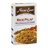 Near East Wild Mushroom & Herb Rice Pilaf Mix