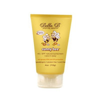 Learning Curve Bella B Sunny Bee Natural Sunscreen 40+ Spf, 4 Oz