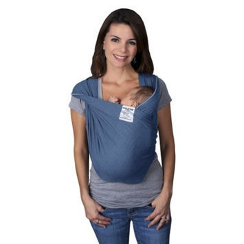 Baby K'tan Baby K'Tan Wrap Baby Carrier - Denim - Small